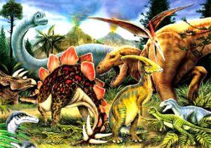 طرح جابر دایناسور