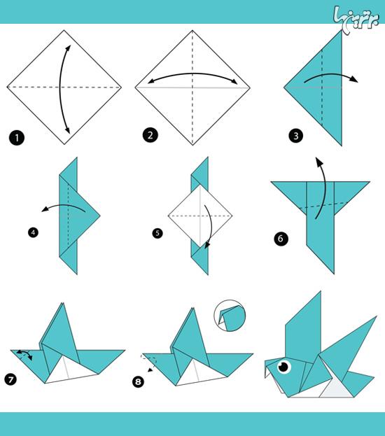 طرح جابر اوریگامی