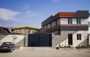 طرح جابر بناهای صنعتی